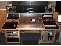 Freelance Recording studio producer needed