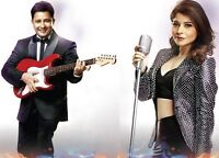 Sukhwinder Singh and Kanika Kapoor - Live at Sony Centre