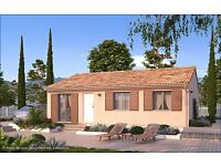 France New build bungalow in the sunny Vendee 350M from the sea.