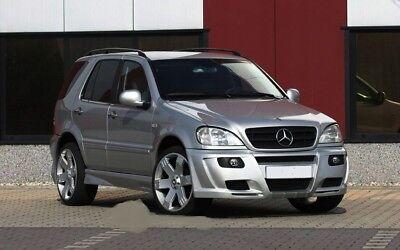 Mercedes ML W163 AMG BODYKIT