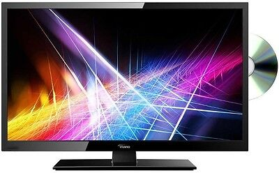 """BRAND NEW 15.6"""" (40cm) HD LED LCD TV- DVD COMBO- USB RECORDING 240V AND 12 VOLTS"""