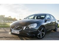 Volvo S60 R Design Diesel, Superb Example. Not Audi A3 A4 A6 BMW 3 5 Series C Class