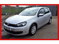 2012 Volkswagen Golf 1.2 TSI S DSG -- 5 Doors --- Hpi Clear -- Automatic -- 1 Year MOT -- Golf 2012