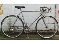 French Vintage Racing bike COBRA frame 22inch - serviced - warranty - Welcome for test ride SHIMANO