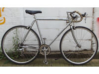 French Vintage Racing bike COBRA frame 22inch SHIMANO - serviced - warranty - Welcome for test ride