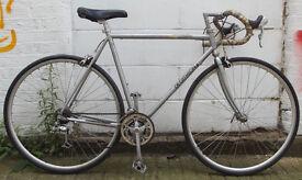 French Vintage Racing bike COBRA frame 22inch - serviced - warranty - Welcome - SHIMANO