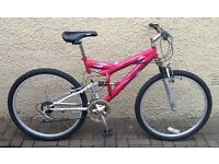 "Bike/Bicycle.LADIES SABRE "" JUPITER "" MOUNTAIN BIKE"