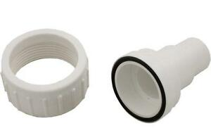 Pool Spa Filter Or Pump Union Adapter Pvc Hose To 1 5 034 Union Fitting 400 9280 Ebay