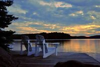 Sell off- few weeks left Muskoka Cottages $590 with boat/motor