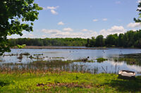 A Rare Opportunity to Own a Waterfront Lot!!