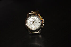 Gold Fossil Men's Chronograph Stainless Steel Watch- $100 O.B.O