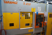 Used Machinery:CNC Equipment, Gear Production, Forging, and more
