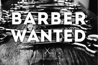 Full-Time Barber Wanted for a Busy Downtown Barbershop