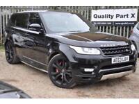 2013 Land Rover Range Rover Sport 5.0 S/C V8 Autobiography Dynamic Station