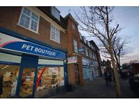 A one bedroom duplex flat in The Market Place Hampstead Garden Suburb nw11 6jj @ 270pw