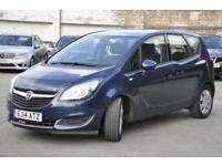 2014 Vauxhall Meriva 1.3 CDTi ecoFLEX 16v S 5dr (start/stop, a/c)