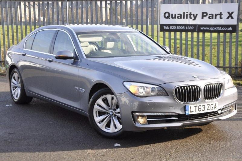 2014 BMW 7 Series 3.0 730Ld SE 4dr (start/stop)