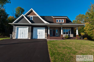 Martell Custom Homes - Plan your spring build now!