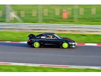 Toyota MR2 road legal Track car