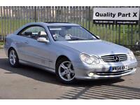 2005 Mercedes-Benz CLK 2.7 CLK270 CDI Avantgarde 2dr