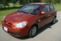 2010 Hyundai Accent coupe LOADED MANUEL Coupe (2 door)