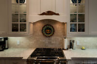 Custom Kitchen Cabinetry and Renovations