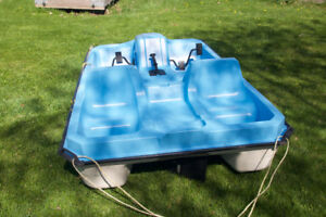 4 Seater Pedal Boat for Sale