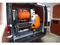 ROM COMPACT PRO VANPACK - DRAIN JETTER - DRIAN CLEANING - SEWER CLEANSING