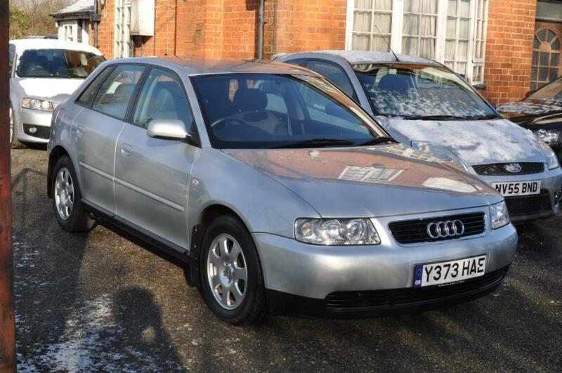 2001 Audi A3 1.8 5dr | in Reading, Berkshire | Gumtree