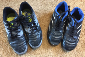 Youth boys soccer shoes