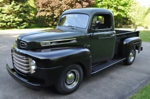 1948 Ford F-47 Pickup Truck - FULLY RESTORED