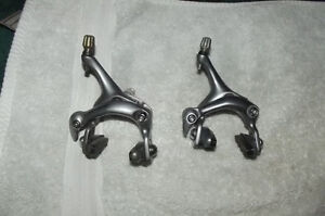 Shimano 600 dual pivot brake set lightly used
