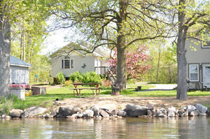 3 Cottage in Beautiful White Lake 45from city 2-2bedroom 1-4beds