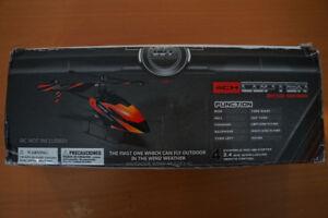 Hélicoptère jouet avec télécommande