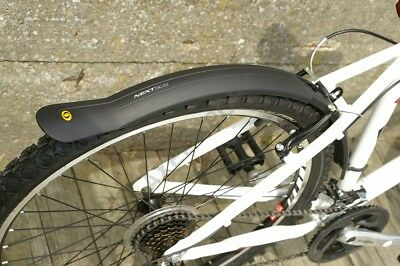 Zefal Deflector M60 MTB Front and Rear Mudguard Set for 26-inch wheel