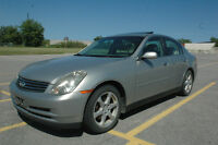 2003 Infinite G35 LOW LOW LOW MILEAGE