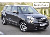 2014 Fiat 500L 1.3 Multijet Pop Star MPW Dualogic 5dr (start/stop)