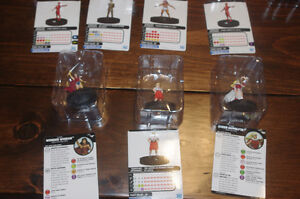 WTS: Heroclix Wonder Woman Singles from Gravity Feed