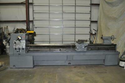 21 X 120 Clausing Colchester Engine Lathe 18-1400 Rpm Inch Metric Taper 4 Ja