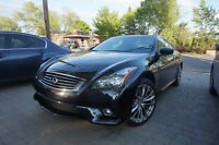 INFINITI G37XS COUPE SPORT 399$ MONTH $$$
