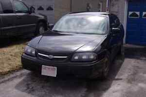 FOR SALE BLACK 2005 CHEVY IMPALA Stratford Kitchener Area image 1