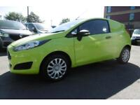 2013 FORD FIESTA 1.5 TDCI CAR DERIVED VAN WITH ONLY 56,000 MILES *** CHOICE OF 2
