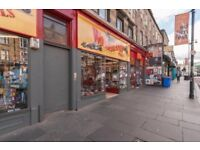 FESTIVAL: 5 bedroom flat located on Lothian Road at the heart of Edinburgh's City Centre