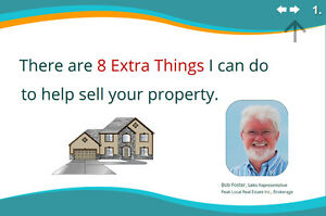 There are 8 Extra Things I can do to Help Sell Your Home!