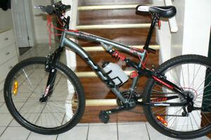 27.5 WHEEL -BRAND NEW X Large Bike- Dual SHOCKS -Upto 6 Ft 6 Inc