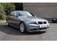 2010 10 BMW 3 SERIES 2.0 320D M SPORT 4D 181 BHP DIESEL