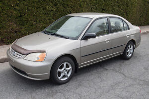 2003 Honda Civic SE Berline $800