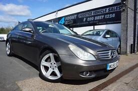 2005 MERCEDES CLS CLS350 3.5 PETROL AUTOMATIC COUPE PETROL