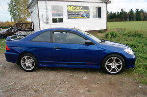 2005 Honda Civic SO NICE Coupe (2 door) LOOK IN THE TRUNK