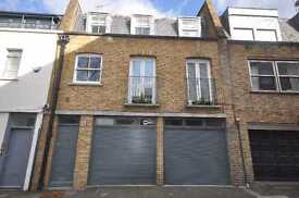Amazing 3 Bedroon, 3 Bathroom Mews House, Holborn, Newly Refurbished, Wood Flooring, Fitted Kitchen